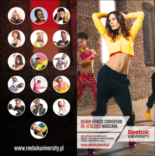 Reebok Fitness Convention