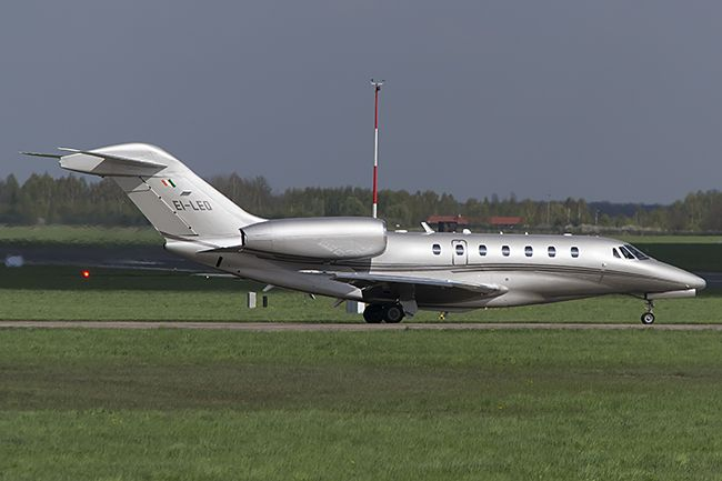 Cessna 750 Citation X w Radomiu!